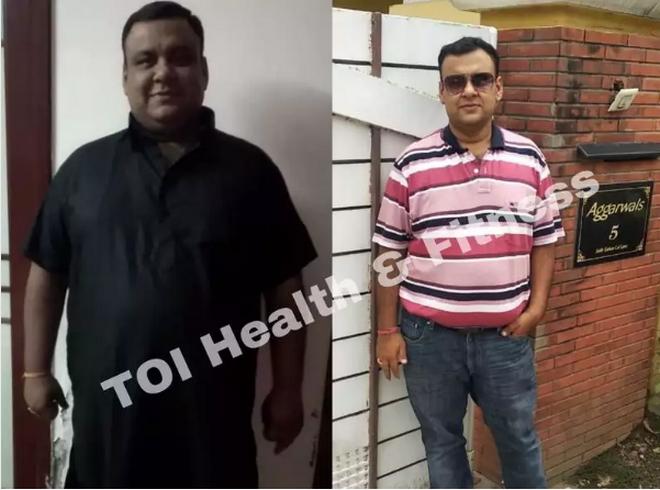 похудение для мужчины
