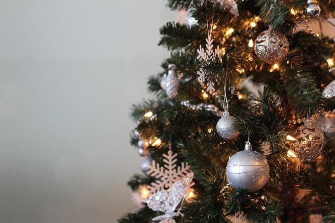 елка, новый год, рождество