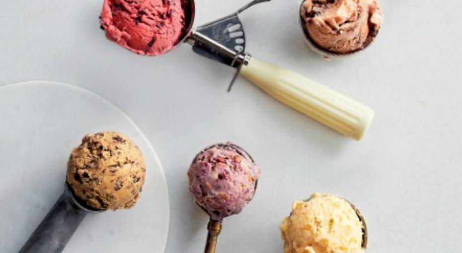 Ванильное мороженое сдобавками: готовим вдомашних условиях