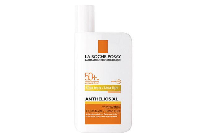 Тонирующий флюид Anthelios XL SPF 50+ от La Roche-Posay