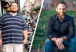 Десять советов от парня, который сбросил 70 килограммов