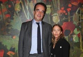 33-летняя Мэри-Кейт Олсен пытается срочно развестись с 50-летним Оливье Саркози после 5 лет брака