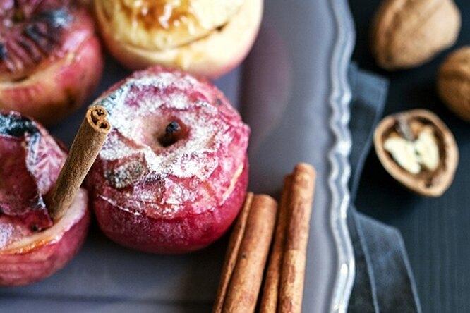 Запеченные яблоки. Как просто и как вкусно!