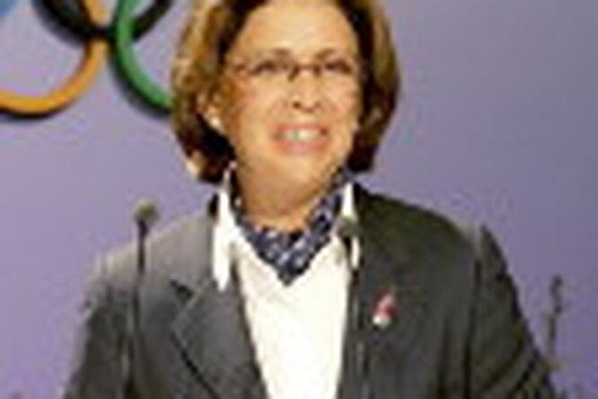 Орден дляОлимпийской чемпионки