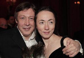 Кто она, пятая жена Михаила Ефремова? История Софьи Кругликовой