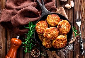 5 рецептов нежнейших котлет из разных видов мяса