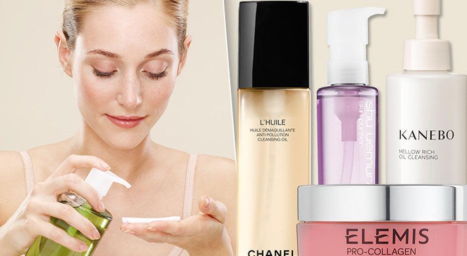 Cмыть инапитать: лучшие масла ибальзамы длябережного очищения кожи