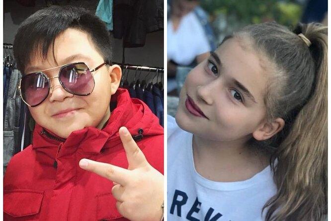 Дочь Алсу иЕржан Максим вместе записали песню