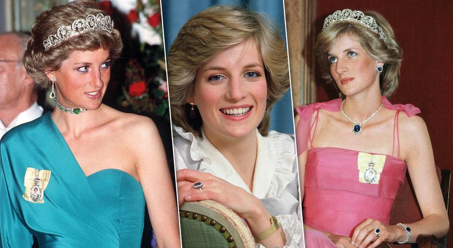 Голубые оттенки ирастушевка: лучшие бьюти-образы принцессы Дианы