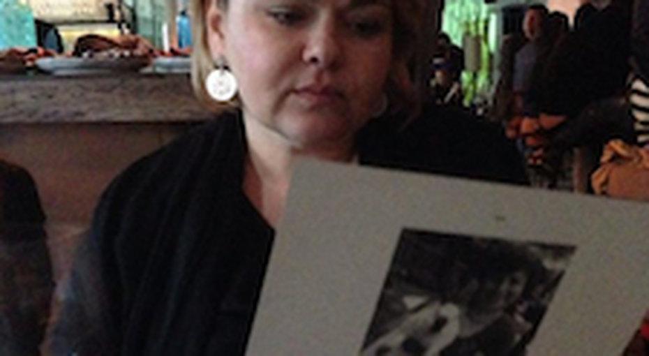 Мария Виноградова продегустировала меню Елены Чекаловой