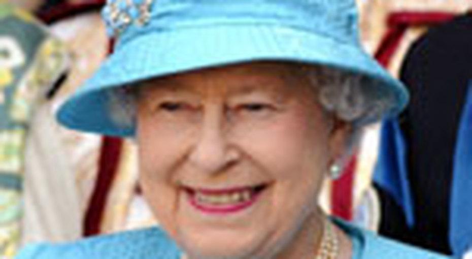 Елизавете II купили iPad