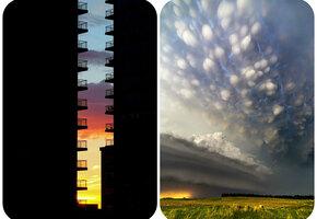 Невероятные фотографии, сделанные без малейшего фотошопа
