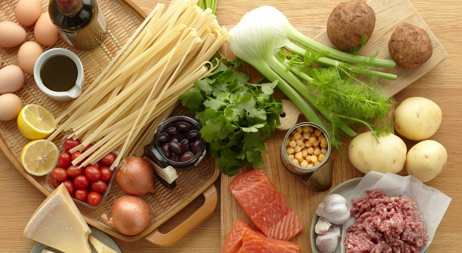 9 продуктов, вкоторых очень много железа - иникакого шпината!