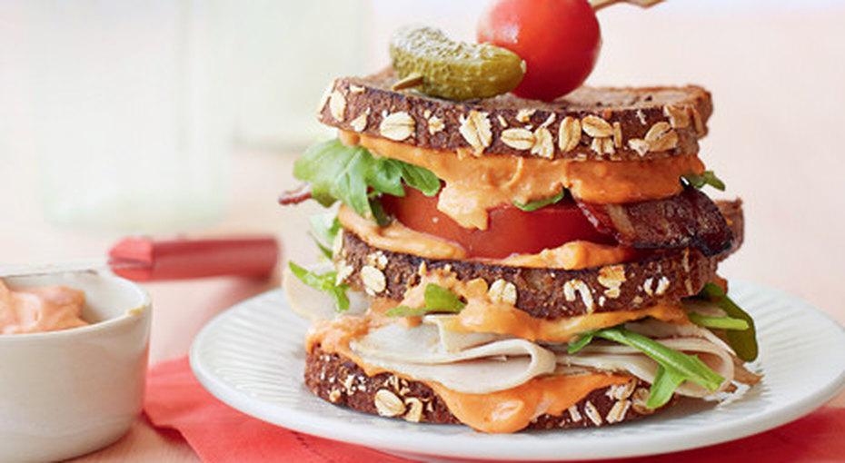 Супер - сэндвичи