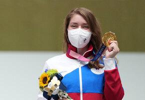 «Золото для Бацарашкиной!» Аккаунт «Ведьмака» поздравил спортсменку с победой