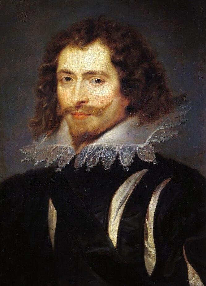 «Джордж Вильерс, 1 герцог Бекингем», Питер Пауль Рубенс