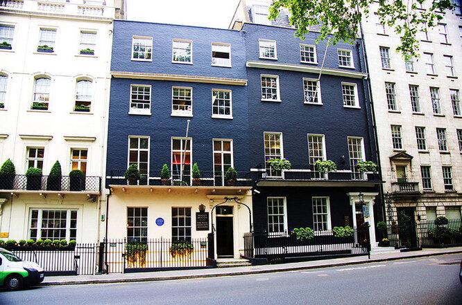 фото дома в Лондоне