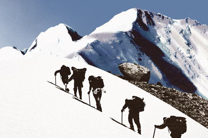 Смерть напике Ленина. История первой женской команды альпинисток