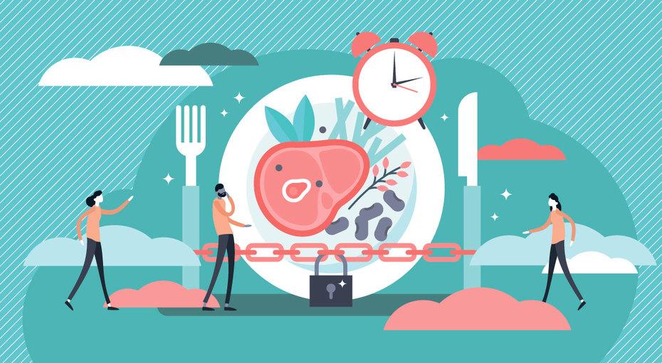 Суточное голодание - эффективный способ омолодить организм исбросить вес