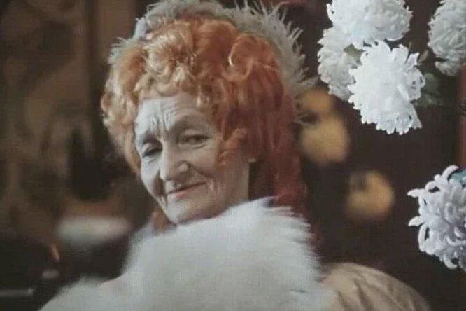 Самая суровая старуха советского кино: страшная ияркая жизнь Марии Капнист