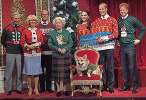 Три ёлки и шапочка для душа: как отмечает Рождество британская королевская семья
