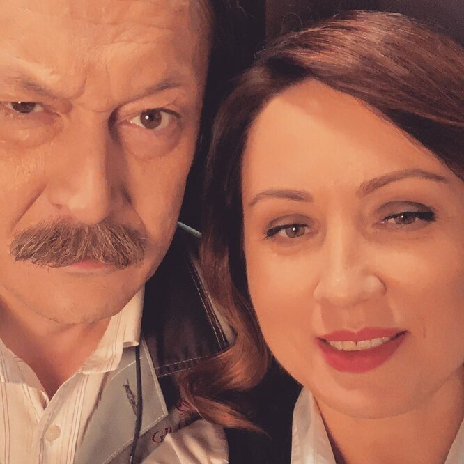 Наталья Щукина и Владислав Ветров