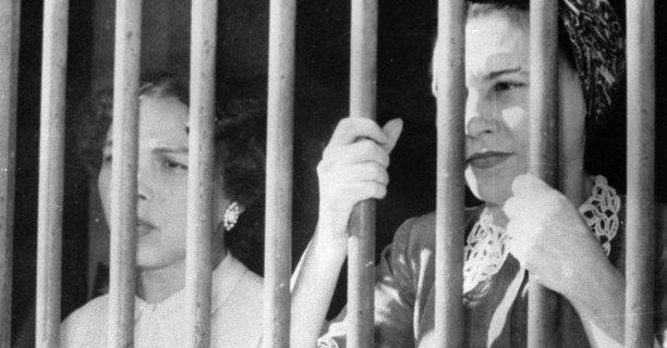 История женского тюремного заключения в России