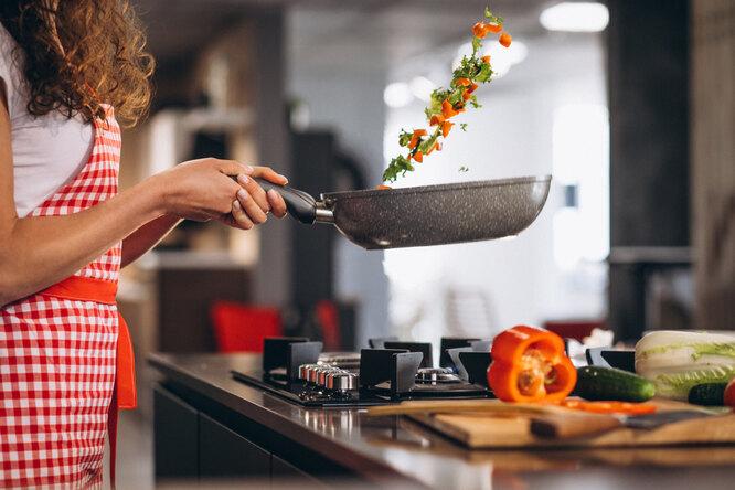 Как меняется калорийность продуктов приприготовлении