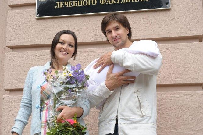 Юлия Такшина, Григорий Антипенко