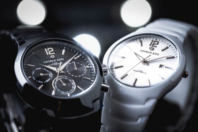 Часы как украшение