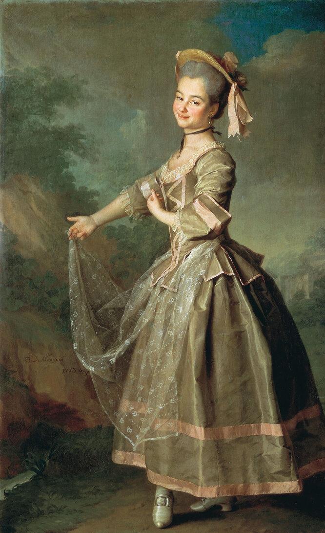 Екатерина Нелидова