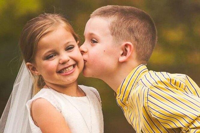 5-летней девочке устроили свадебную фотосессию — перед4 операцией насердце
