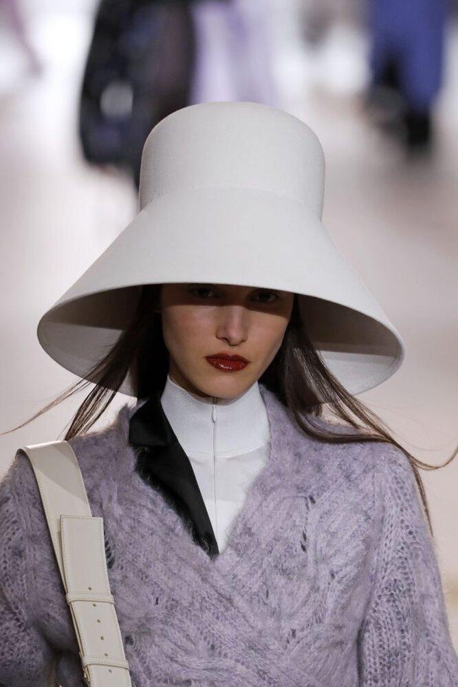 Nina Ricci, Paris Fashion Week, осень-зима 2020/2021