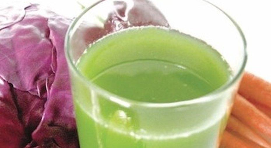 3 рецепта зеленых коктейлей