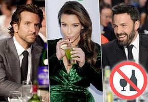 Спасибо, я не пью: звезды, не употребляющие алкоголь