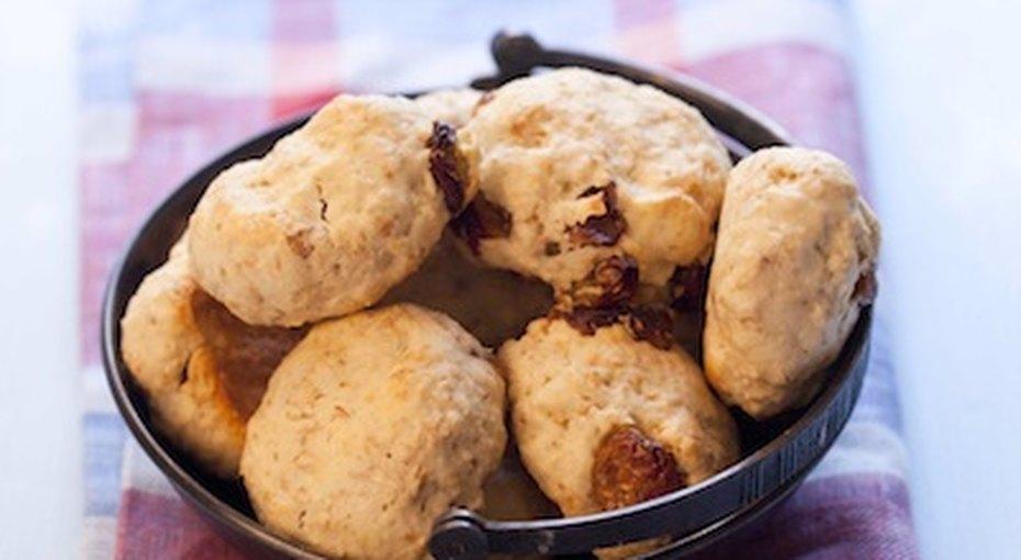 Овсяное печенье своими руками
