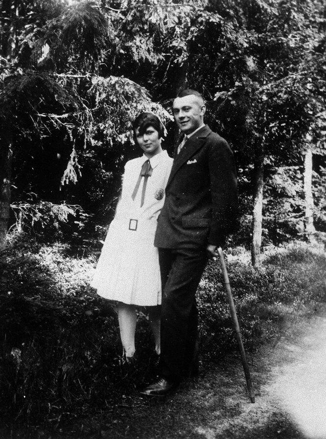 Энне Магдалена Леммингер и Франц Бурда