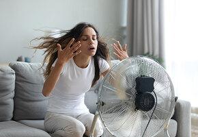 Как пережить жару, если у вас больное сердце?