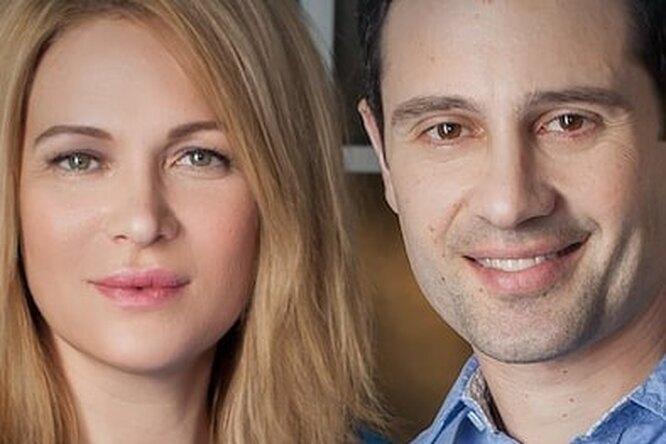 Антон Макарский отметил «18-летие» супруги Виктории
