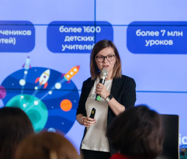 Анастасия Екушевская: «Школа неменяется так быстро, как нужно нам. Наше образование - внаших руках»