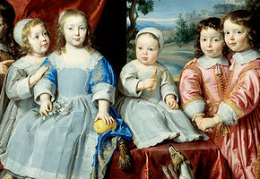 Прижмите ему уши и позовите кормилицу: как ухаживали за детьми в средневековой Европе