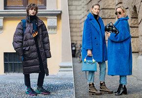 Совет стилиста: гид по модной верхней одежде этой зимы