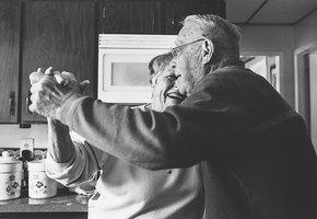 Узнайте, как выглядит настоящая любовь! Пары, которые 50 лет вместе