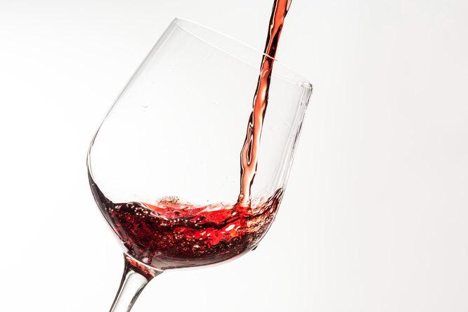 Основные преимущества красного вина дляздоровья