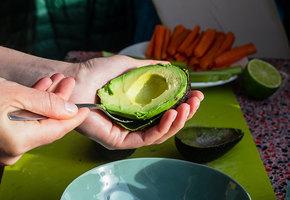 Авокадо: 5 восхитительных рецептов салата