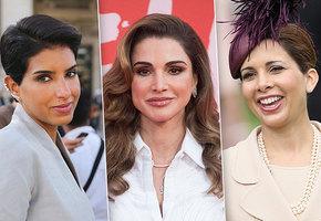 Королевы и первые леди: как выглядят жены и дочери арабских шейхов