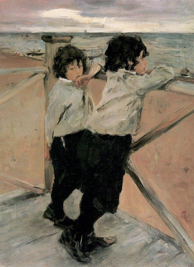 Дети. 1899