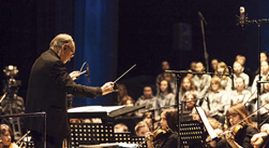 Эннио Морриконе соркестром Sofia