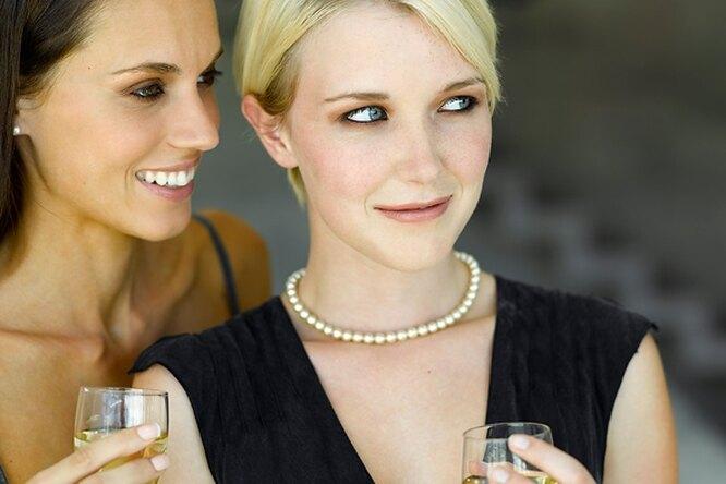 Вино полезно дляфигуры