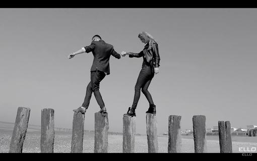 Кадр из клипа Тимура Родригеза